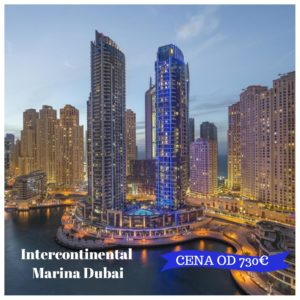 Intercontintal Marina Dubai
