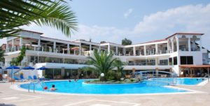 HOTEL ALEXANDROS PALACE 5* OURANOPOLIS