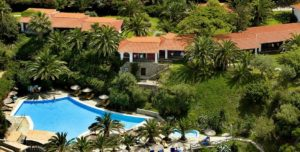 HOTEL EAGLES PALACE 5* OURANOPOLIS