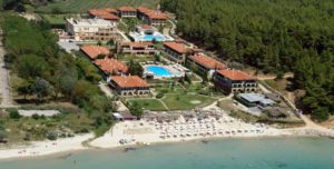 HOTEL SIMANTRO BEACH 4* SANI AREA