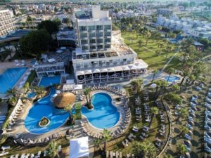 HOTEL GOLDEN BAY BEACH 5* LARNAKA