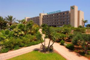 PALM BEACH HOTEL & BUNGALOWS 4* LARNAKA