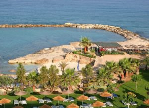 ST GEORGE HOTEL SPA & GOLF BEACH RESORT 4* PAFOS